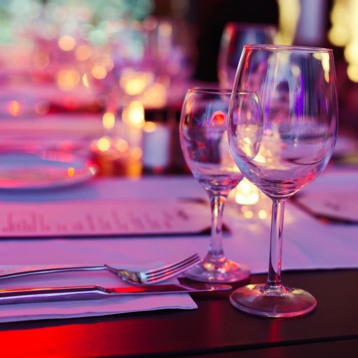 Romantisches Menü oder Candle-Light-Dinner in den relexa